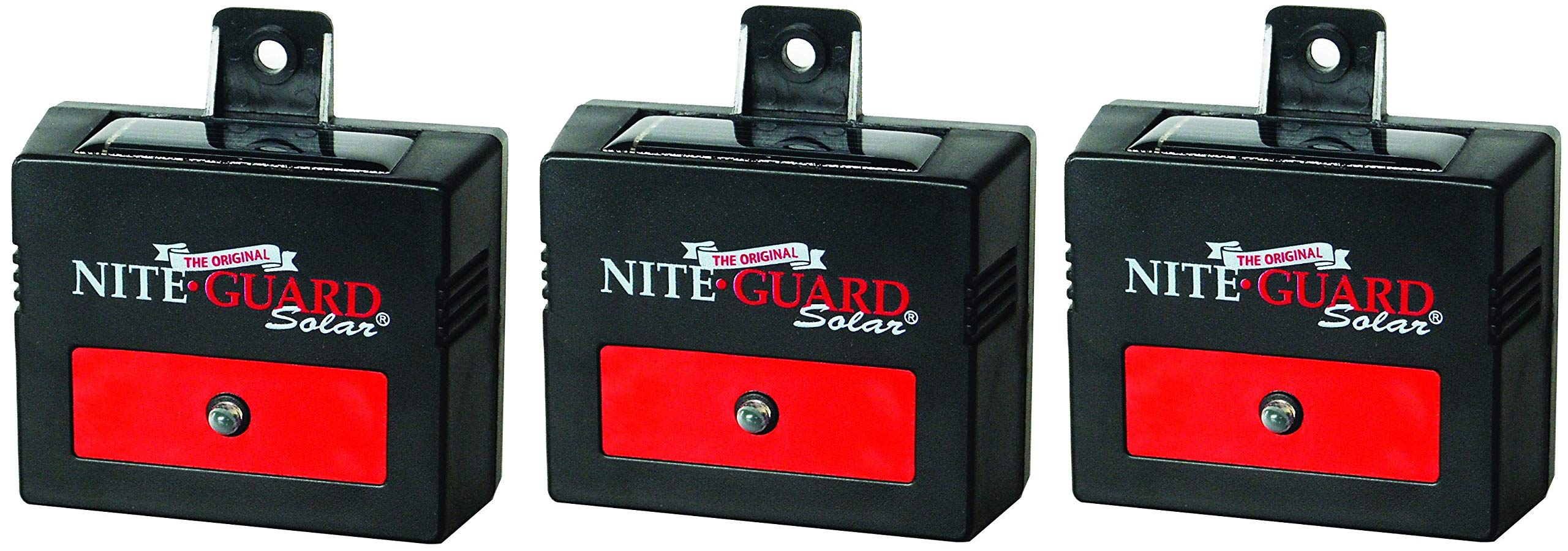 Nite Guard Solar NG-001 Predator Control Light, Single Pack (3-(Pack))