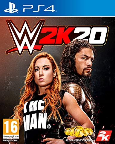 Ps4 Games Coming Out In 2020.Wwe 2k20 With Amazon Exclusive Dlc Ps4 Amazon Co Uk Pc