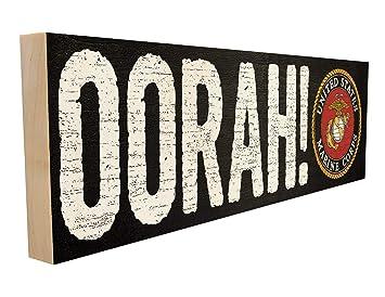 Amazon.com: ¡Oorah! Producto oficial del Cuerpo de Marines ...