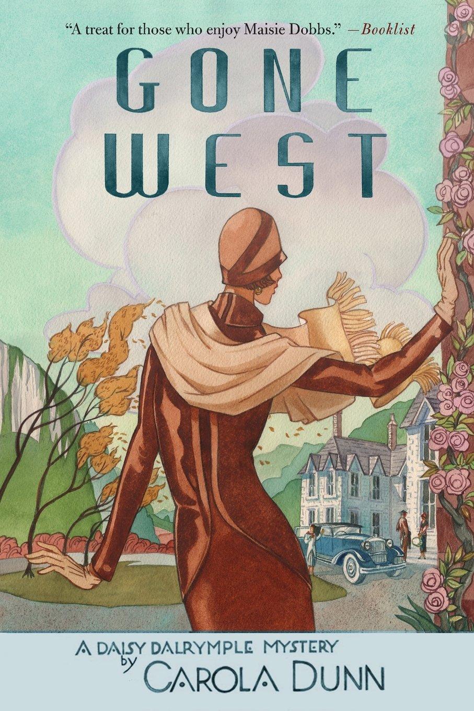 Download Gone West: A Daisy Dalrymple Mystery (Daisy Dalrymple Mysteries) pdf