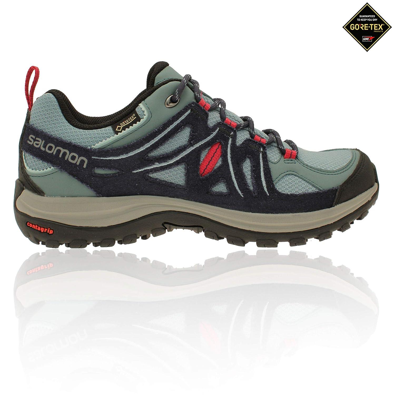 Salomon Ellipse 2 GTX W, Zapatillas de Deporte Exterior para Mujer: Amazon.es: Zapatos y complementos