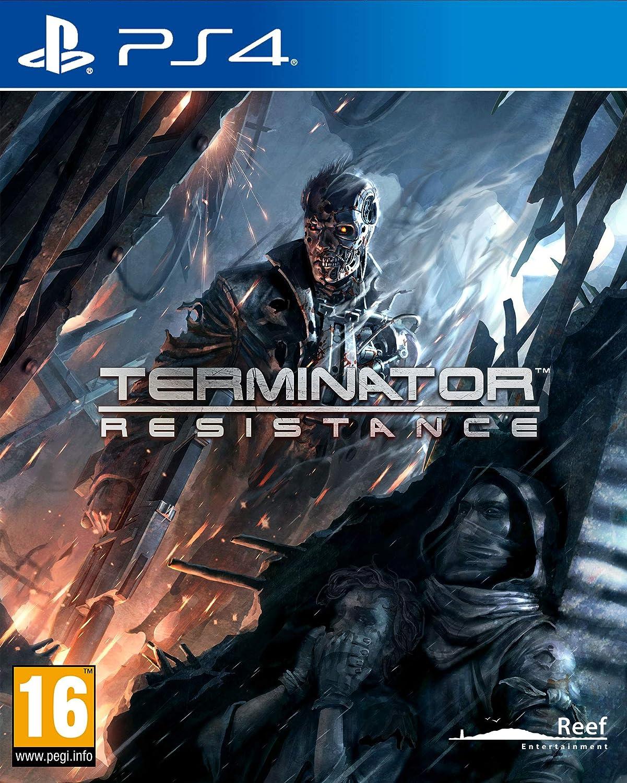 Terminator: Resistance - PlayStation 4 [Importación inglesa]: Amazon.es: Videojuegos
