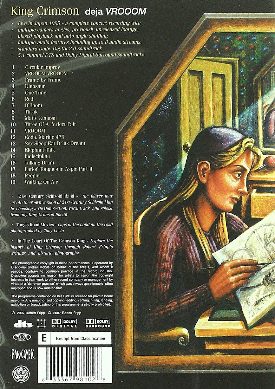 King Crimson: Deja Vroom