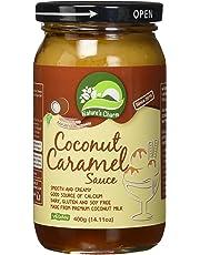 Nature's Charm Coconut Caramel Sauce, 1 Count