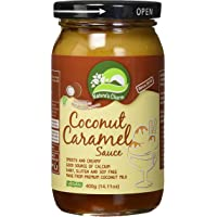 Nature's Charm Coconut Caramel Sauce, 1 Count