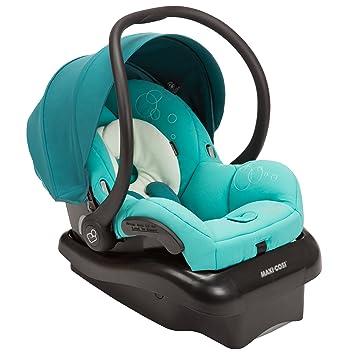 2014 Maxi Cosi Mico AP Infant Car Seat Green 0 12 Months