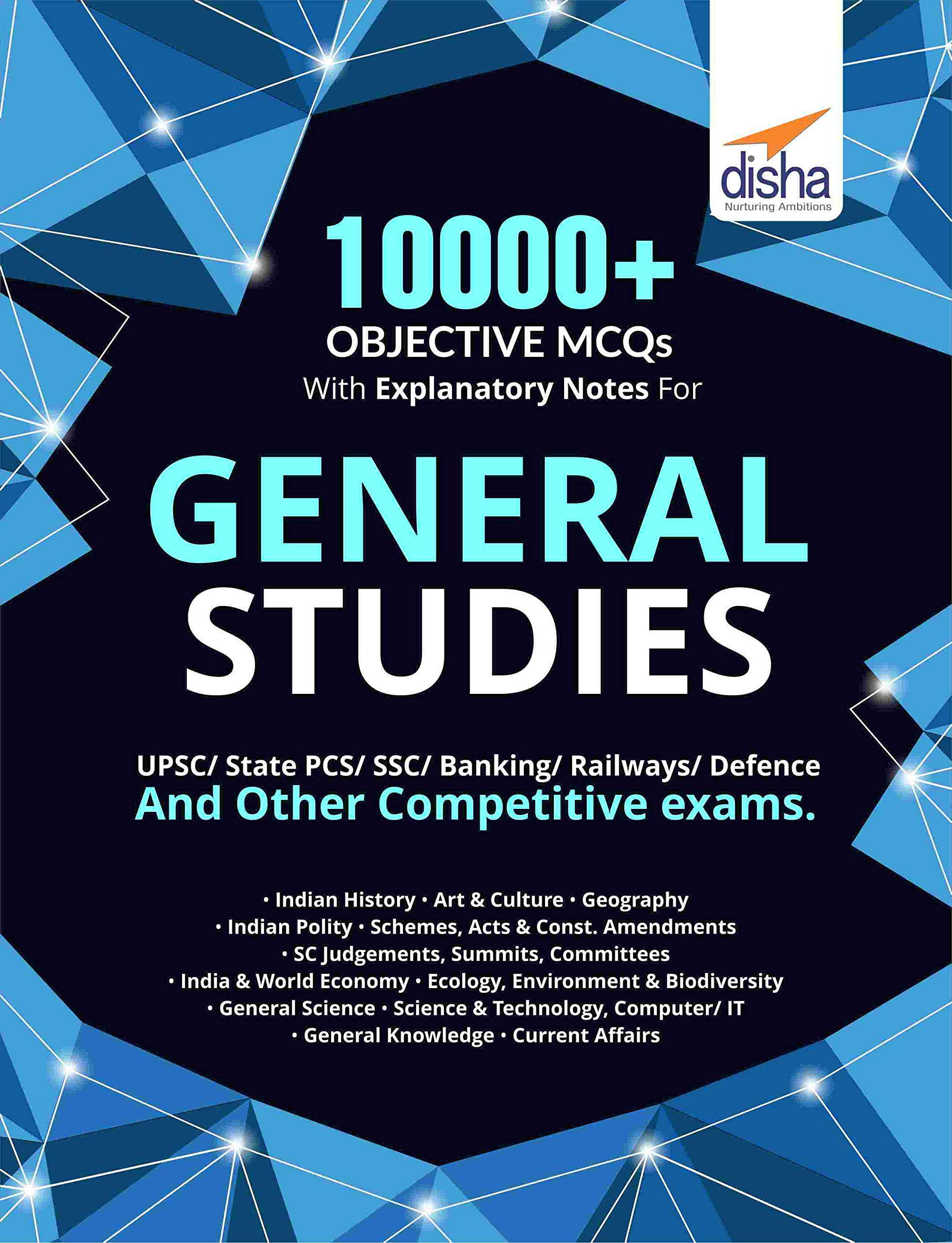 Buy 10000+ Objective MCQs with Explanatory Notes for General