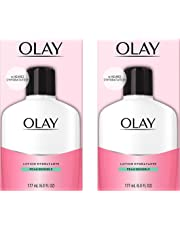 Olay Moisturizing Face Lotion for Sensitive Skin, 177 mL (Pack of 2)