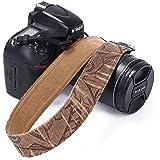 Camera Shoulder Neck Strap Sling Vintage Belt for Nikon Canon Sony Pentax DSLR SLR Camera