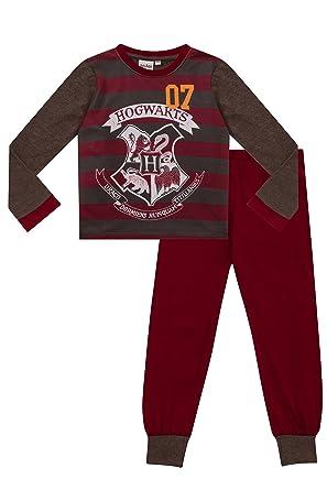 Boys Harry Potter 07 Pyjamas Harry Potter Pajamas Hogwarts Pjs Ages 3 to 10  Years ( 408c104f4