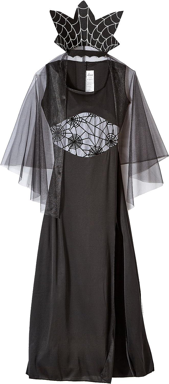 Aec – aq00812/L – Disfraz La Viuda Negra Adulto Talla L (42/44 ...