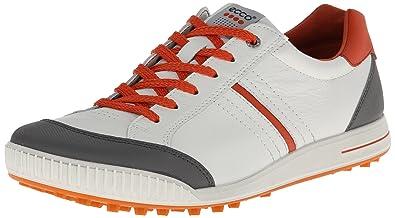 7749503340e1 ECCO Men s Golf Street Lace Up Sneaker