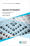 Secure Retirement: Connecting Financial Theory and Human Behavior