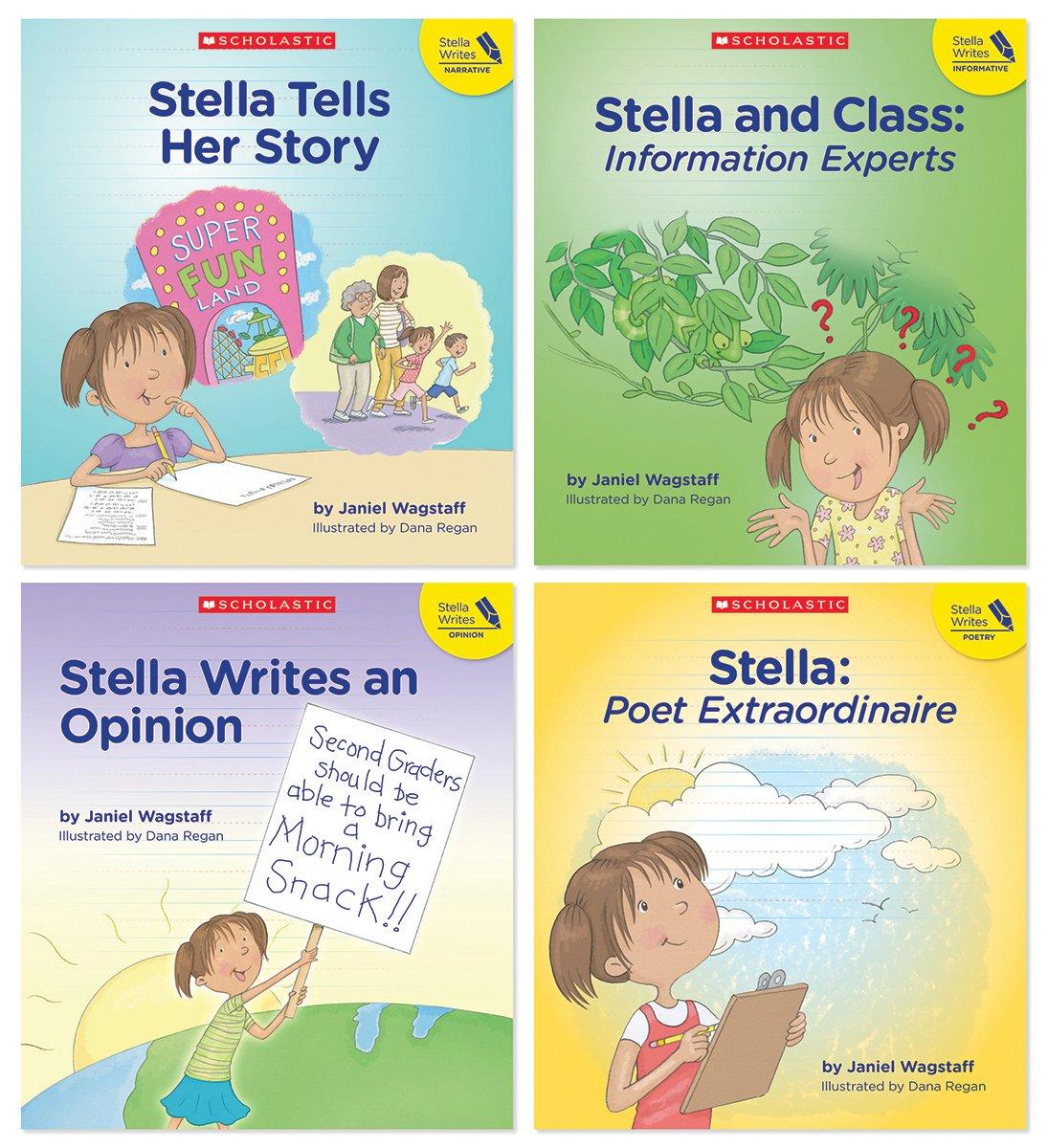 Stella Writes Set