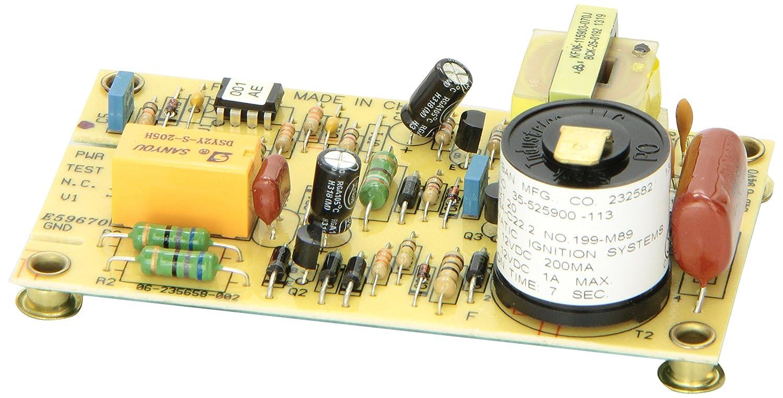 amazon com suburban 520814 module board automotive Suburban Sw6de Wiring Diagram Suburban Sw6de Wiring Diagram #51 suburban sw6de wiring diagram
