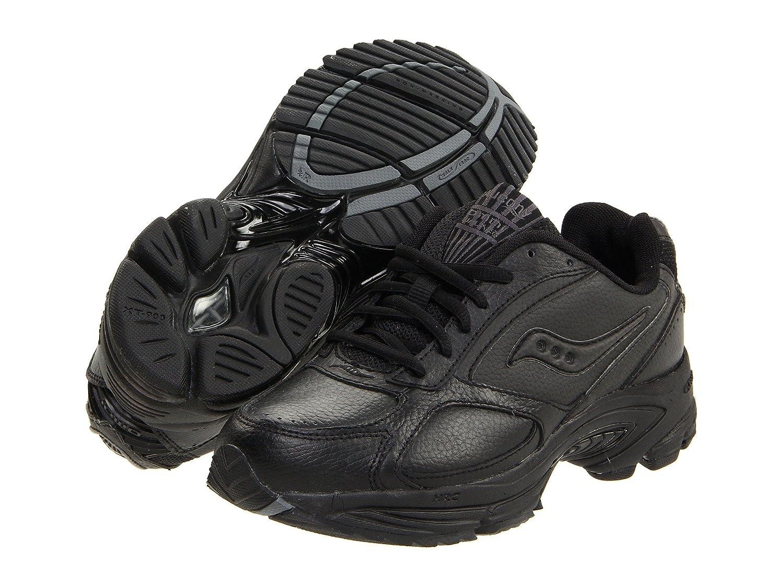 [サッカニー] レディースランニングシューズスニーカー靴 Grid Omni Walker [並行輸入品] B07KWQ1QYG ブラック 5 (21.5cm) D - Wide 5 (21.5cm) D - Wide|ブラック