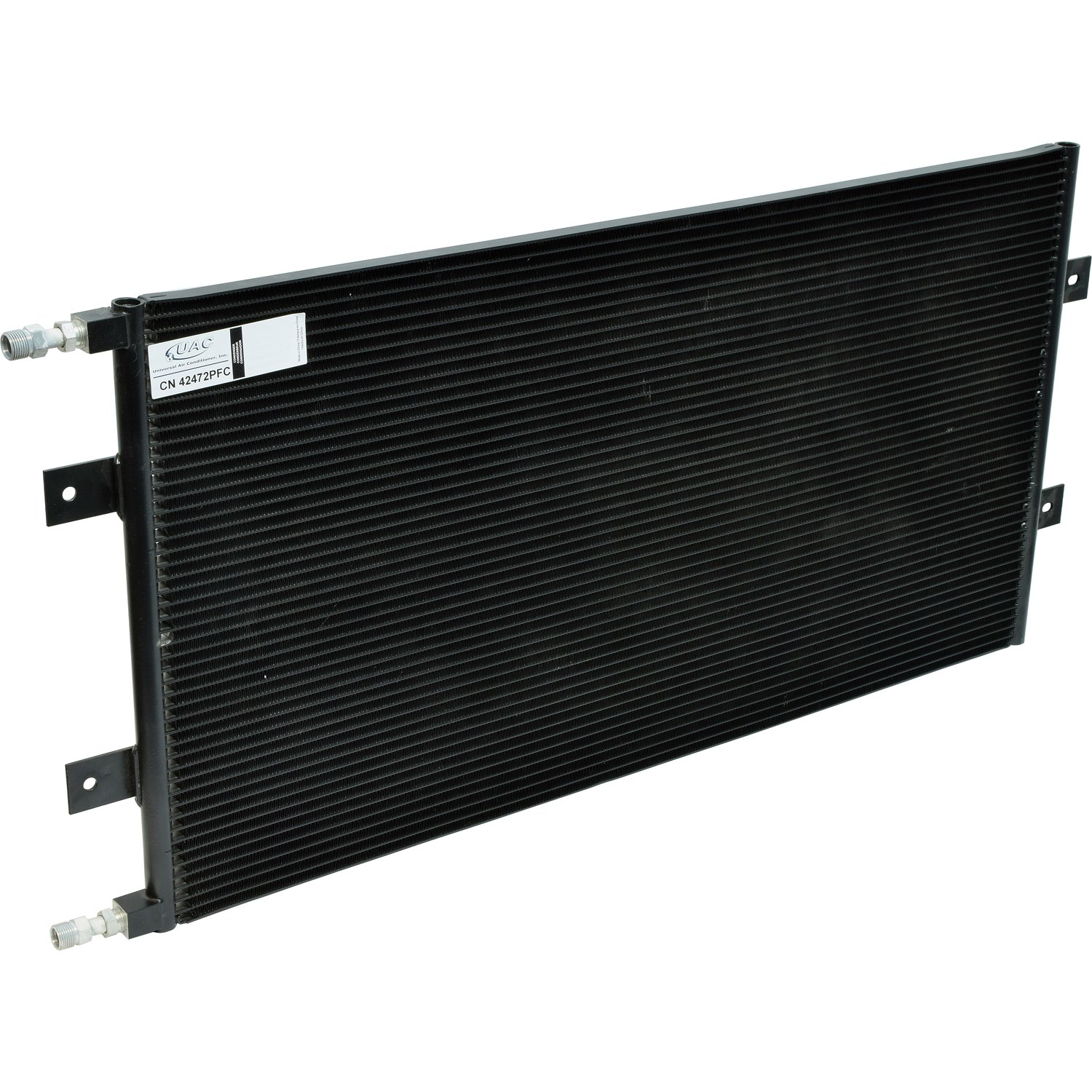 Universal Air Conditioner CN 42472PFC A/C Condenser by UAC