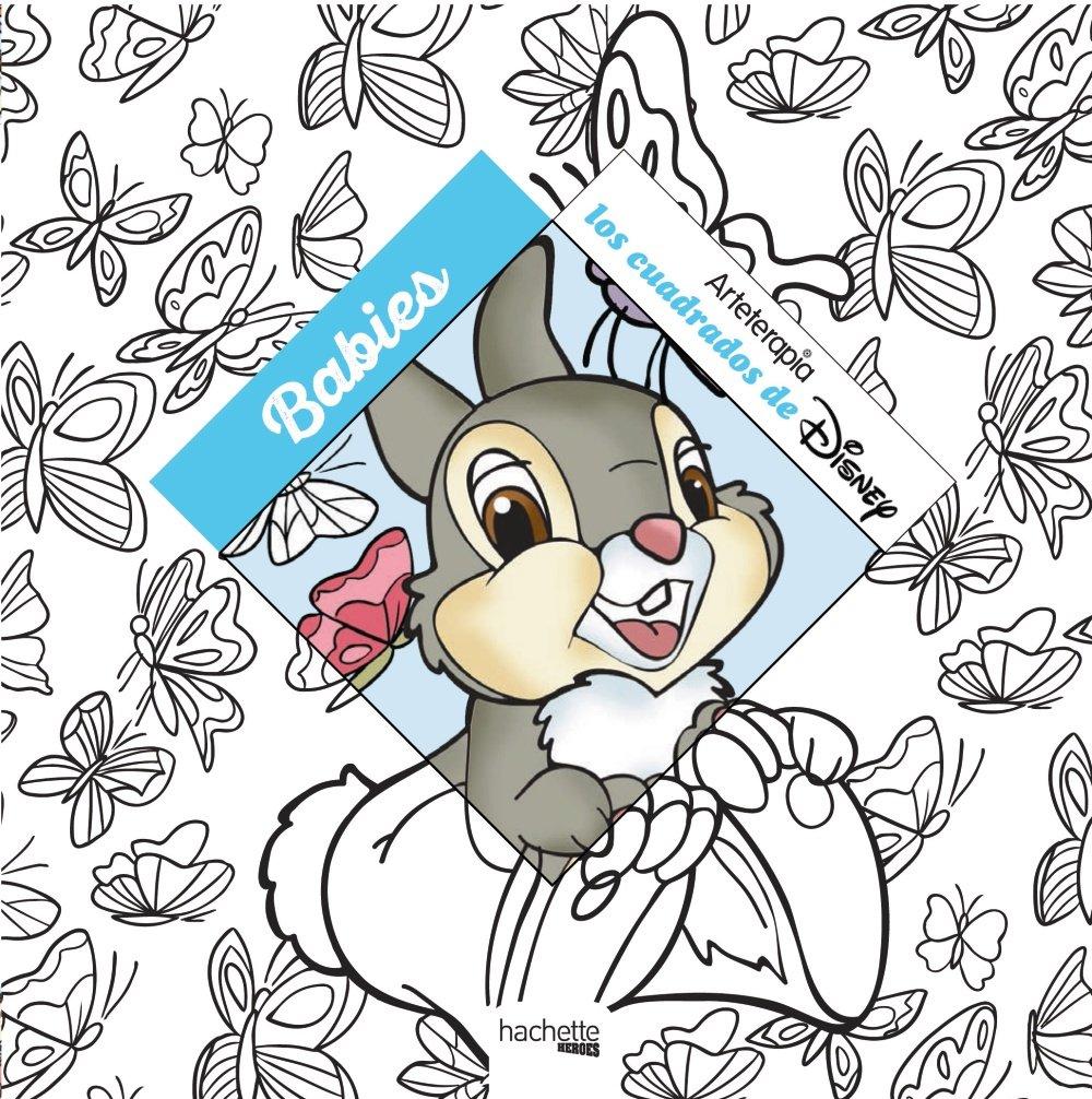 Arteterapia Cachorros Disney Hachette Heroes - Disney - Arteterapia ...