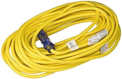 Prime Wire & Cable LT511835 100-Foot 12/3 SJTOW Bulldog Tough ...
