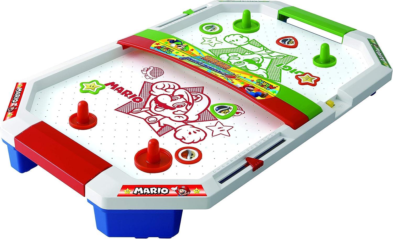 Super Mario Air Hockey Attack