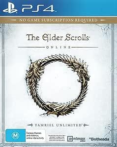 The Elder Scrolls Online Tamriel Unlimited - PlayStation 4