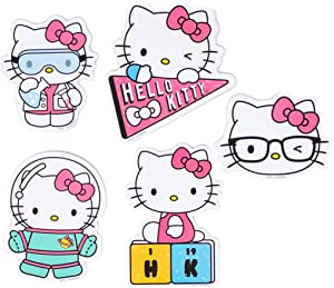 Hello Kitty Nerdy Magnet Set