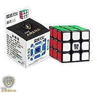 MoYu Aolong V2 - Magic Cube - Dernière Version améliorée 2019 - Cube 3x3x3 (Noir)