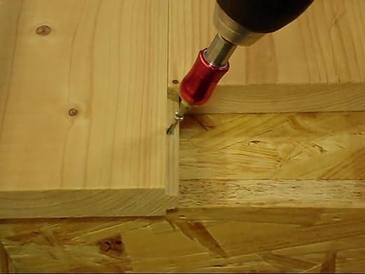 Justierschrauben Holzfußboden ~ Connex dp3213250 dielenschrauben 3 2 x 50 mm 200 stück: amazon.de