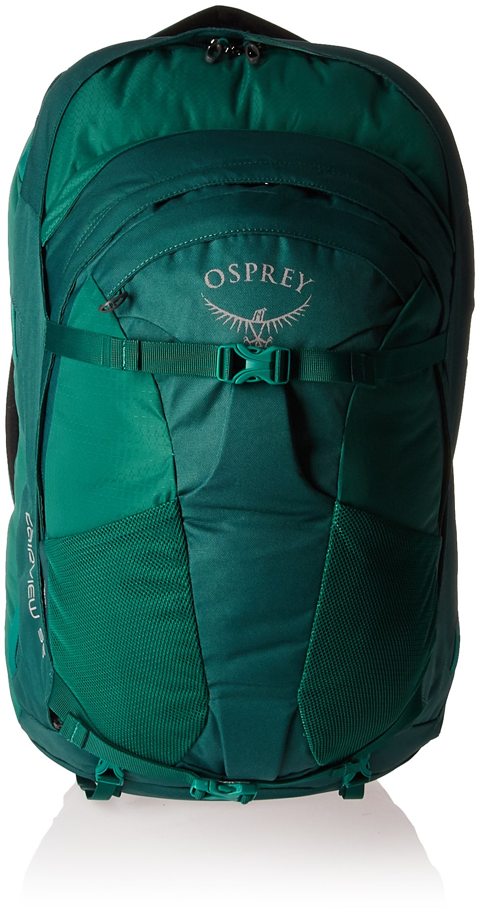 Osprey Packs Fairview 55 Travel Backpack, Rainforest Green, Small/Medium by Osprey