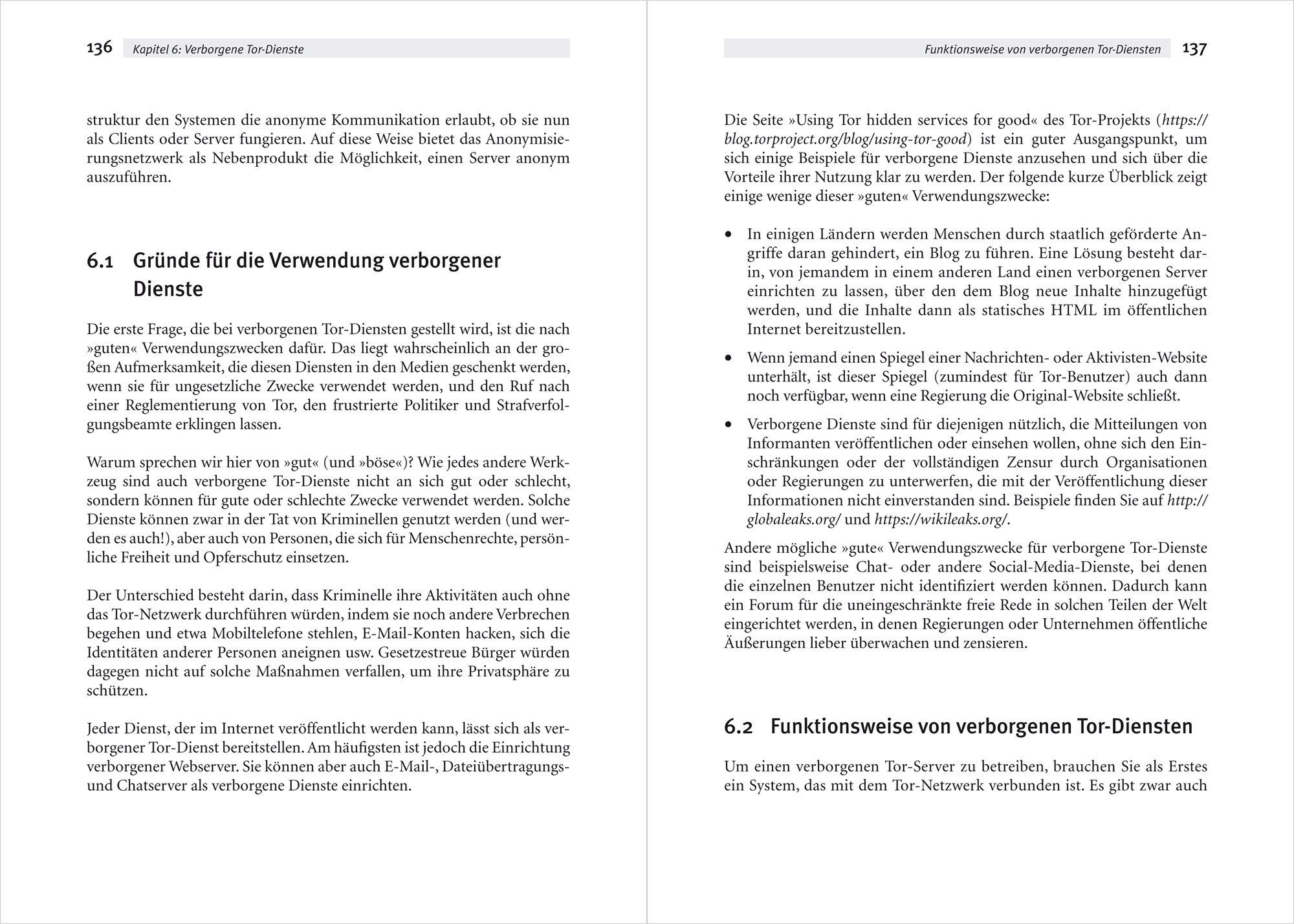 Anonym im Internet mit Tor und Tails: Amazon.de: Peter Loshin: Bücher