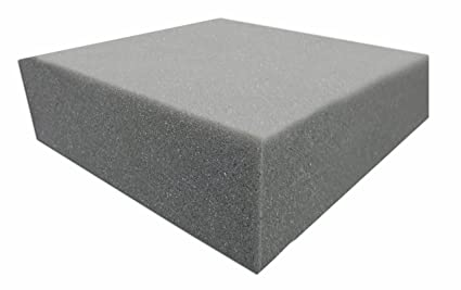 Akustikpur – Schall absorber con superficie lisa mvss302 aprox. 200 cm x 100 cm x