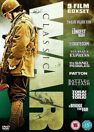888c01e3e Classic War Collection [DVD]: Amazon.co.uk: Gregory Peck, Hugh ...
