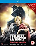 Fullmetal Alchemist Brotherhood - Complete Series Box Set (Episodes 1-64) [Blu-ray]
