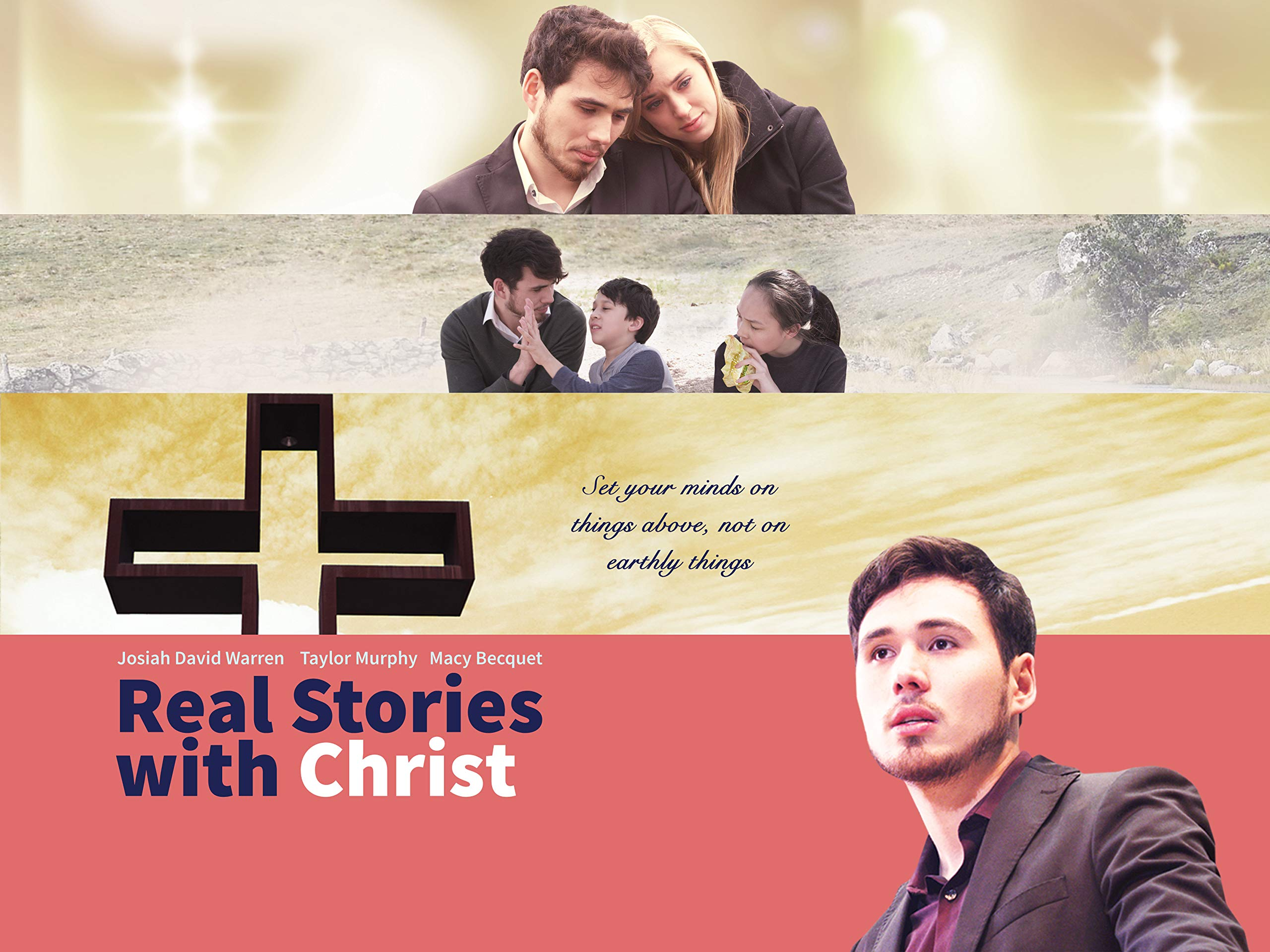 Watch Real Stories With Christ | Prime Video