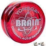 Yomega The Original Brain - Professional Yoyo for Kids and Beginners, Responsive Auto Return Yo Yo Best for String…