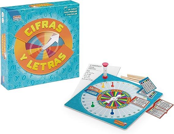 Falomir Cifras y Letras. Juego de Mesa. Family & Friends. (27525): Amazon.es: Juguetes y juegos