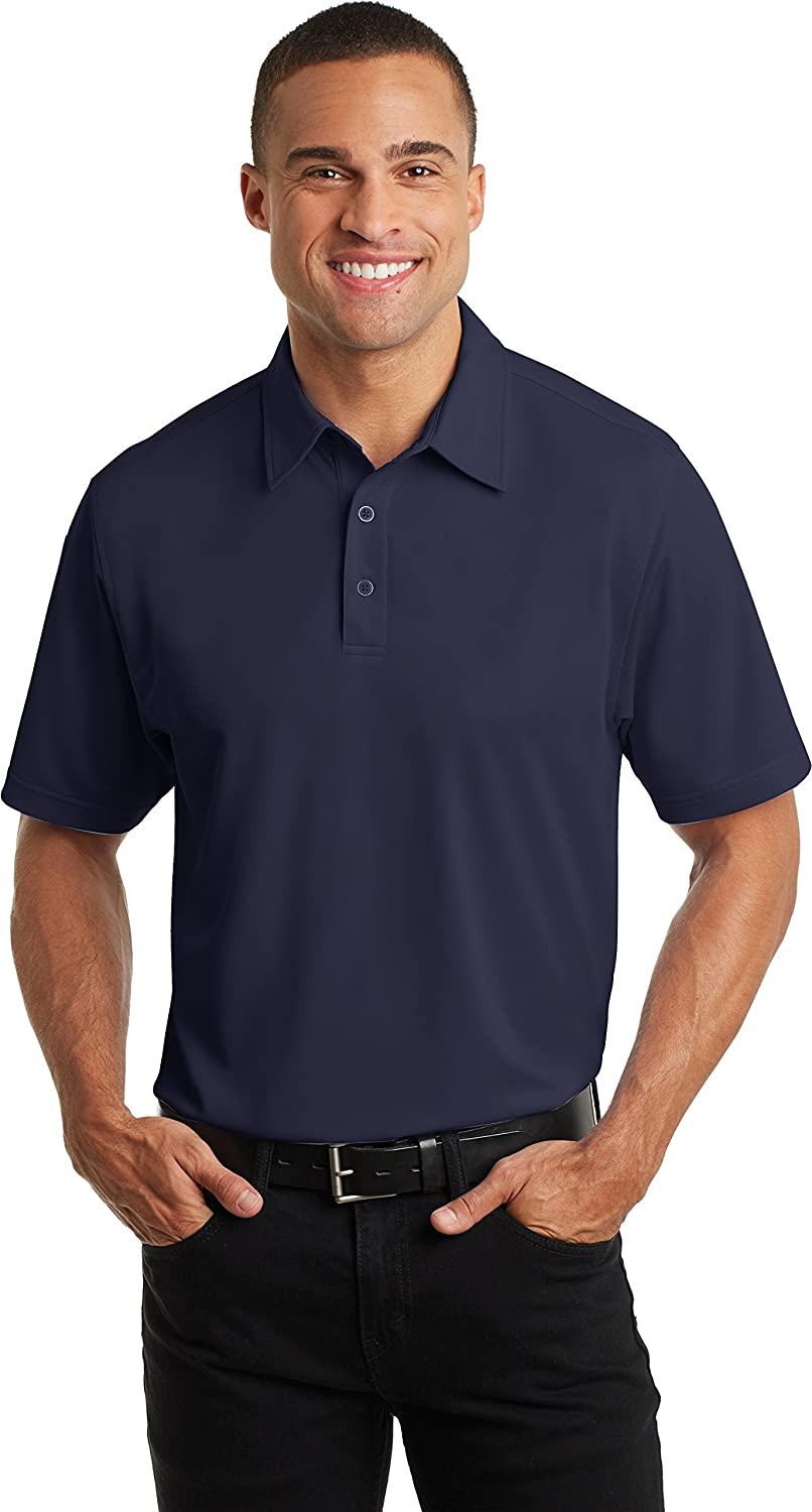 3cc80b699bc Port Authority Mens Dimension Polo (K571) at Amazon Men s Clothing store