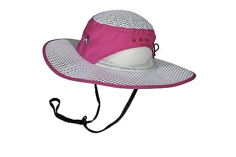 56a795dc8d4511 Amazon.com : Alchemi Labs River Hat, Pink : Sports & Outdoors