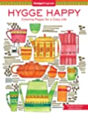 Hygge Happy Coloring Book: Coloring Pages for a Cozy Life (Design Originals)