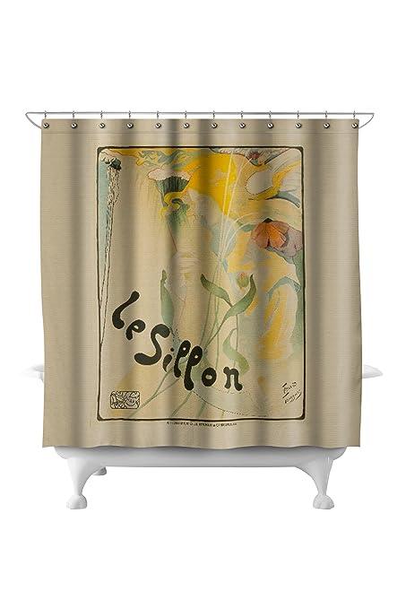 Amazon.com: Le Sillon Vintage Poster (artist: Toussaint ...
