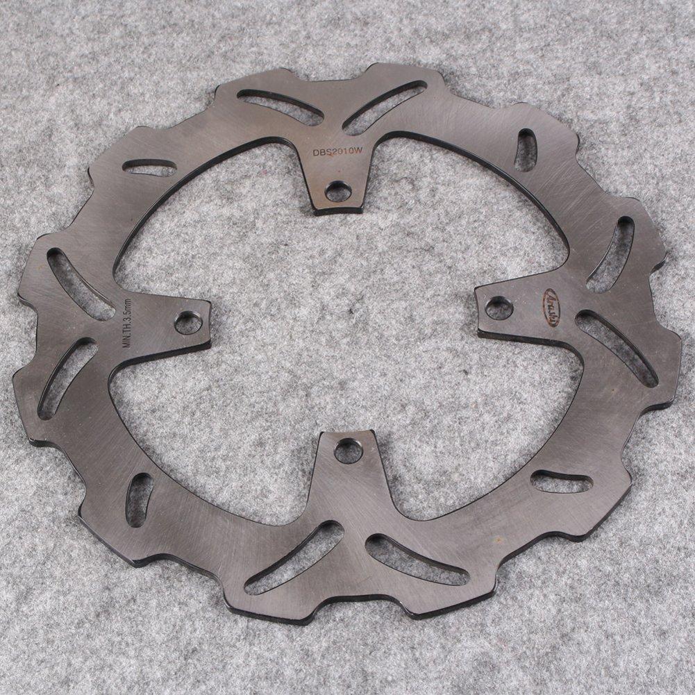 GZYF Front Brake Disc Rotors For KAWASAKI 2003 2004 2005 KX125 KX250