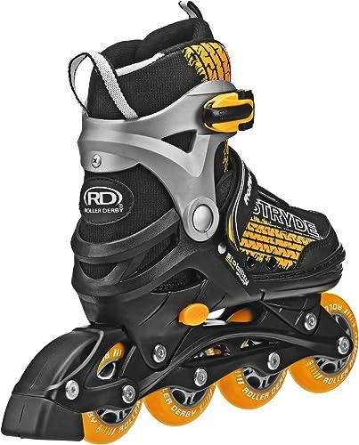 Roller Derby Stryde Boy s Adjustable Inline Skates