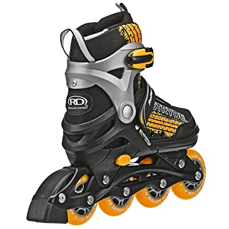 Roller Derby Stryde Boy s Adjustable Inline Skates