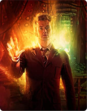Dr Who Christmas Special 2019.Doctor Who The Specials Blu Ray 2019 Amazon Co Uk