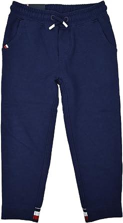 Tommy Hilfiger Boys Adaptive Track Pants with Elastic Waist
