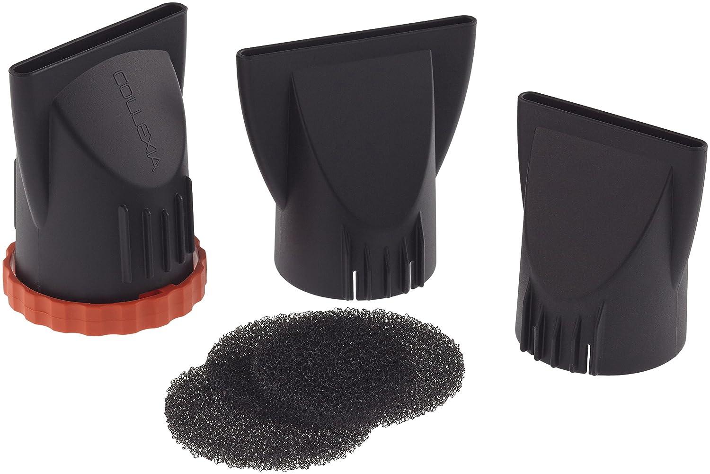 IMETEC Collexia 1831 - Secador profesional, doble ventilador compacto, 2000 W, color negro y naranja: Amazon.es: Salud y cuidado personal
