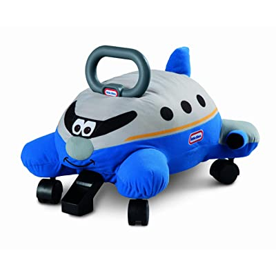Little Tikes Pillow Racers Plane: Toys & Games