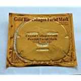 Luxurious 24k Gold Bio-collagen Facial Mask (5pcs)
