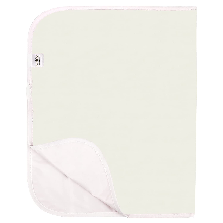 Kushies Change Pad Organic Jersey, White O7210-00