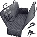 URPOWER Dog Seat Cover Car Seat Cover for Pets 100% Waterproof Pet Seat Cover Hammock 600D Heavy Duty Scratch Proof…
